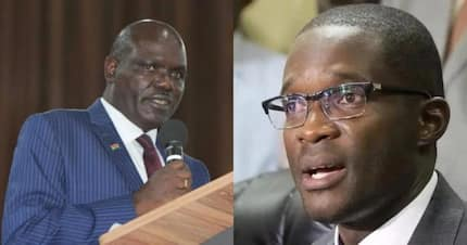 Ezra Chiloba to blame for IEBC woes, Chebukati says