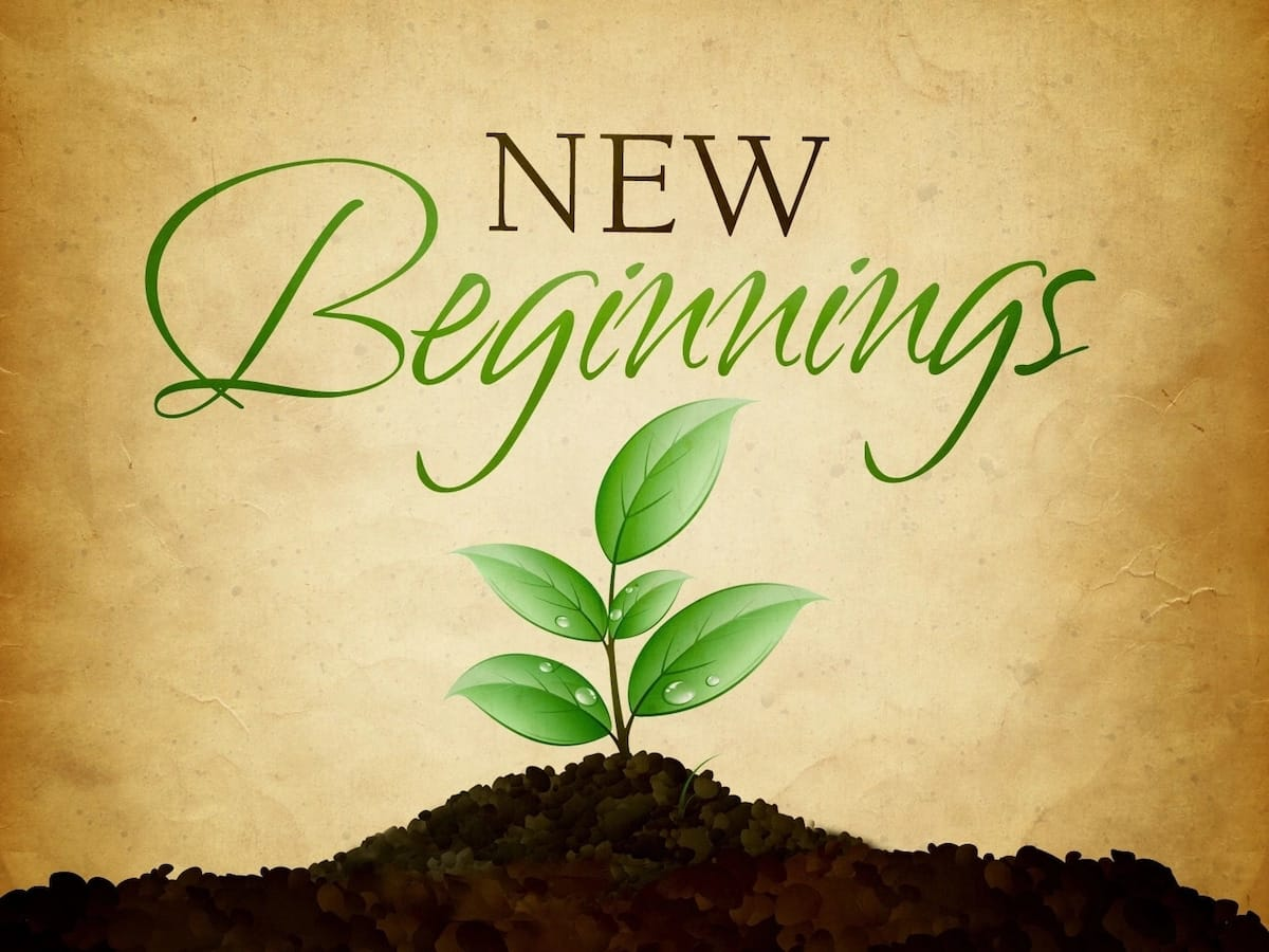 New beginning quotes Quotes about new beginning New place new beginning quotes Every new beginning quotes
