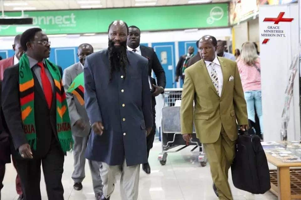 Blogger Abraham Mutai seeks police protection after threats from suspected Prophet Owuor's ardent followers