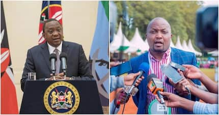 Moses Kuria remains unapologetic over his wacha ujinga remarks against Uhuru