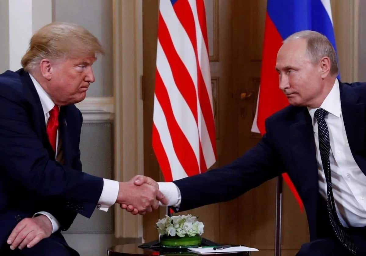 US President Donald Trump invites Russia's Putin to White House for second meeting