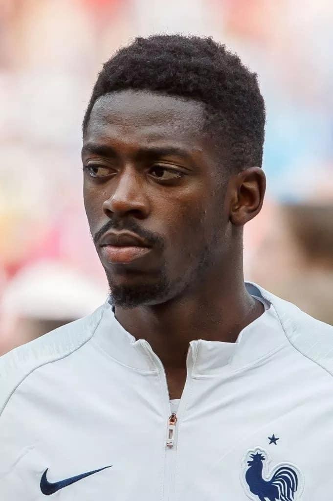 Manchester United table surprise bid for Barcelona's Ousmane Dembele