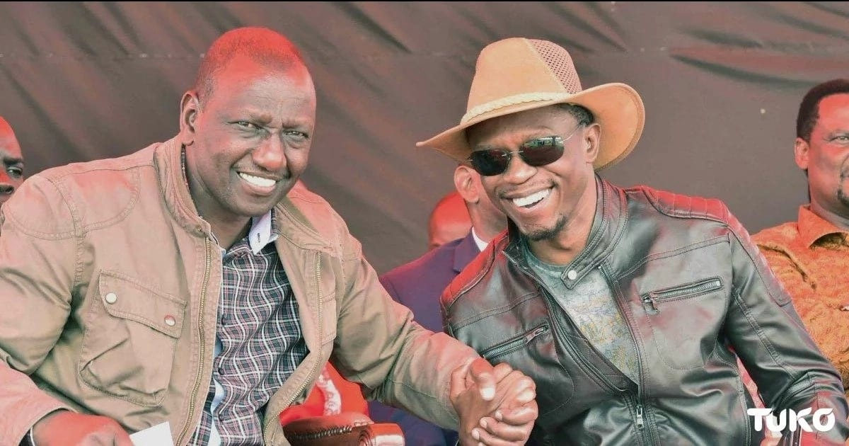 William Ruto dismises plans to have a one term president for 7 years