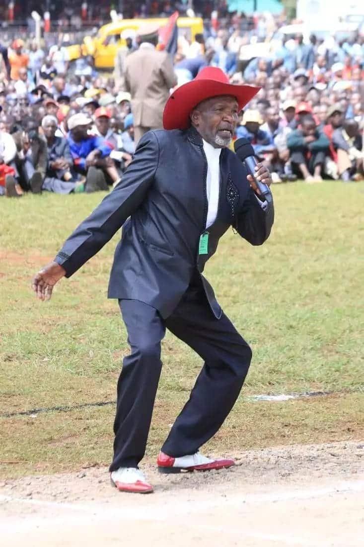 Uhuru to grace burial ceremony of legendary benga musician Joseph Kamaru