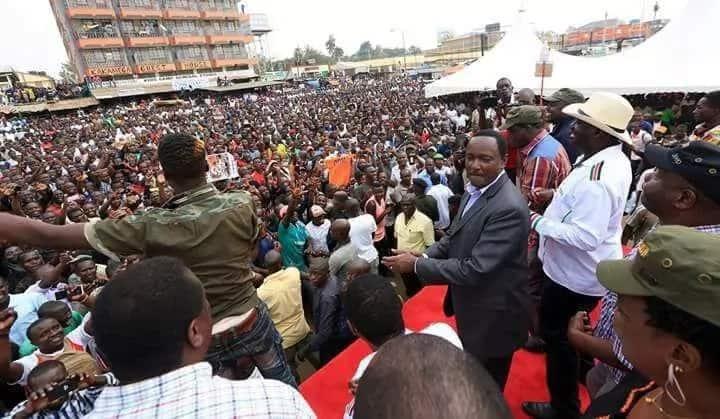 I'm certain 2018 is the year of change in Kenya - Raila Odinga