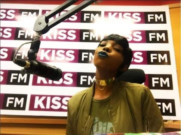 Kiss FM's Adelle Onyango blasts slay queens who hide sponsors responsible for their good life