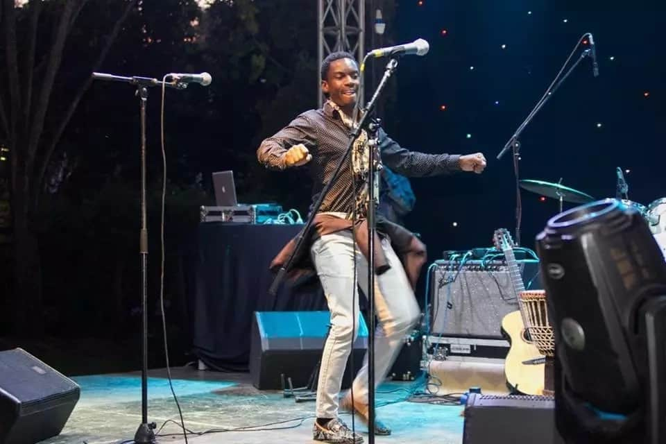 I used to perform for rice and beans - Kenyan musician