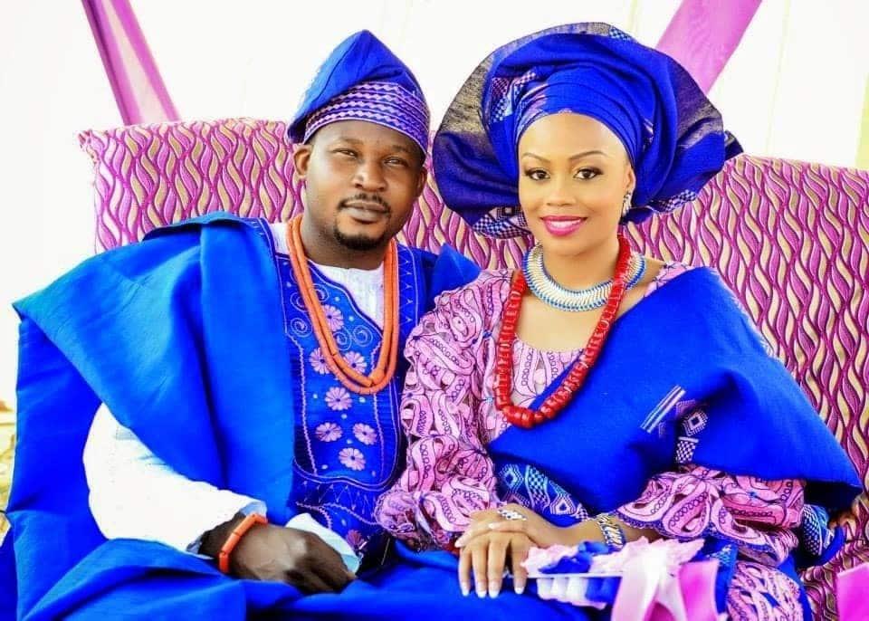 Nigerian Traditional Wedding Attire For Bride Grooms Bridesmaids