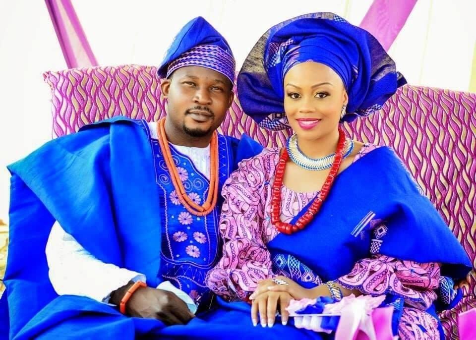 Traditional Attire For Nigerian Wedding