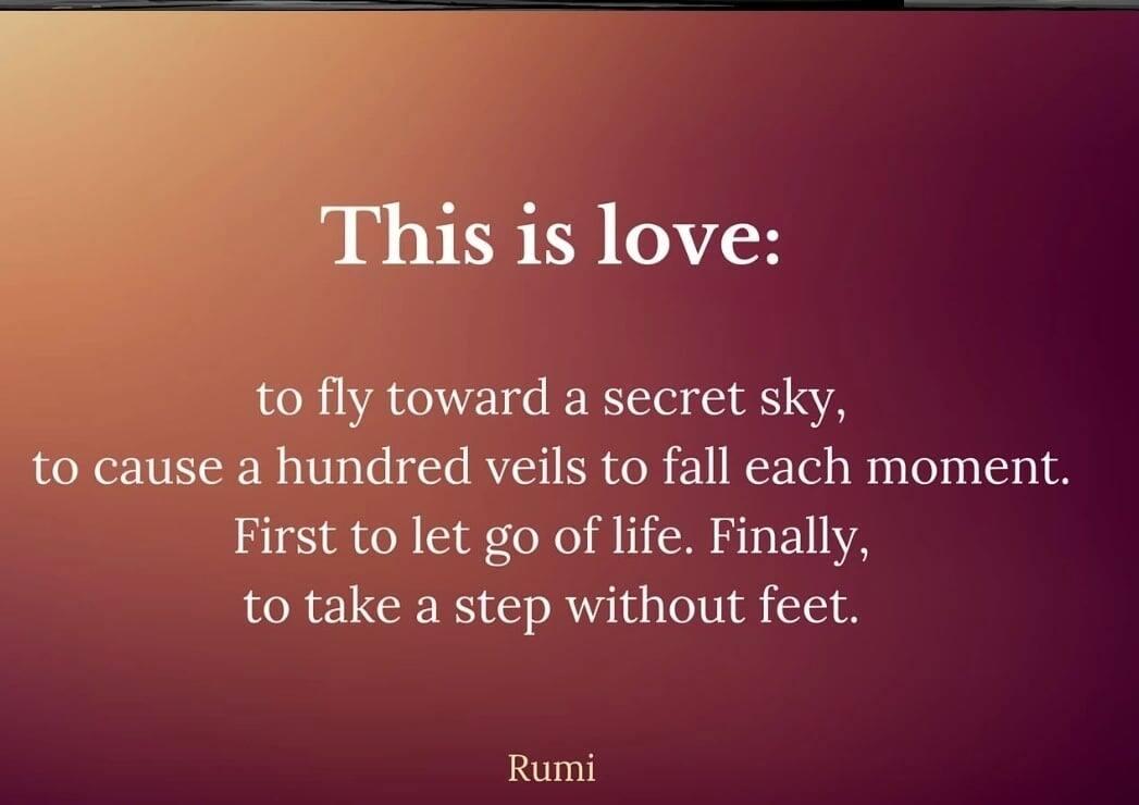 Rumi quotes green  Alone quotes rumi Rumi quotes pictures