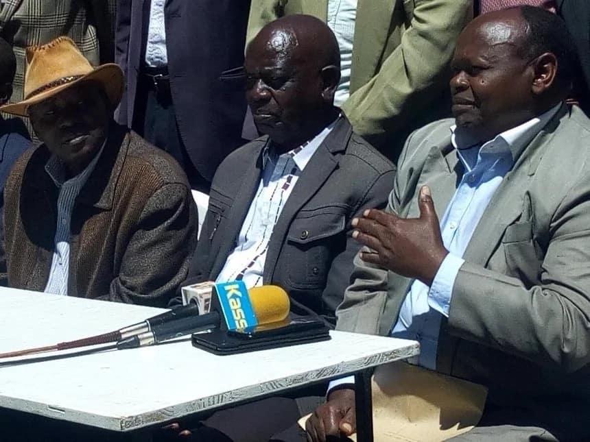 North Rift Politics.