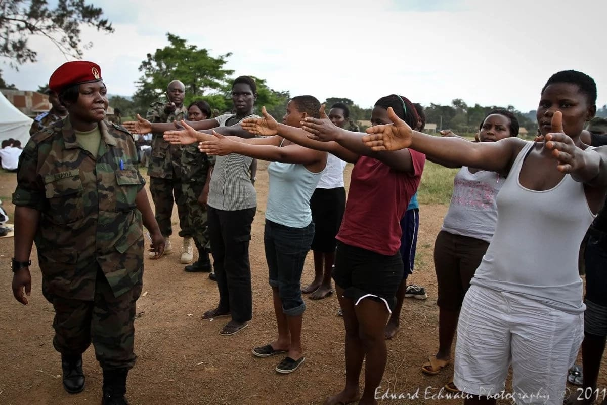 Image result for army recruitment kenya