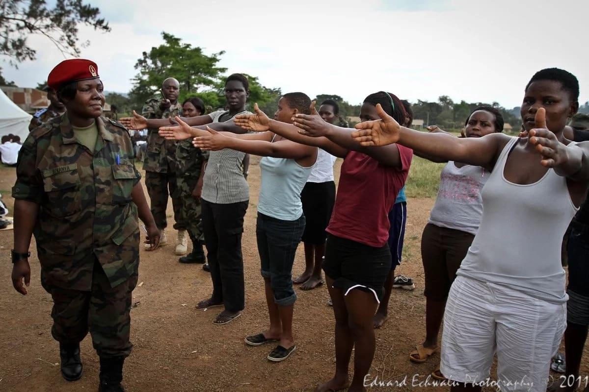 Kenya Army Recruitment Requirements