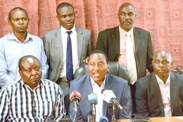 Circumstances that made NASA MPs from Kisii turn against Raila and support Uhuru