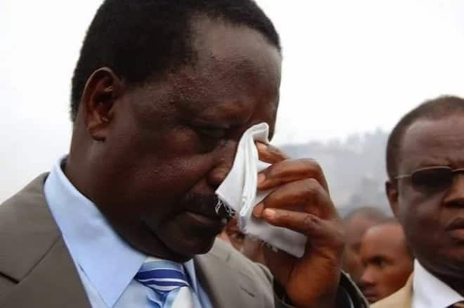 How US President-elect's win gives hope to Raila Odinga's 2017