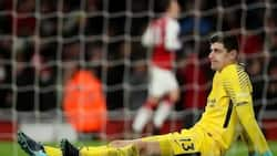 Chelsea goalkeeper Thibaut Courtois reveals the position Chelsea will finish in the Premier League