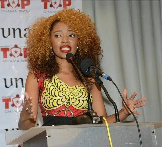 They don't even know if you can have children - Kambua speaks after being trolled for not getting pregnant