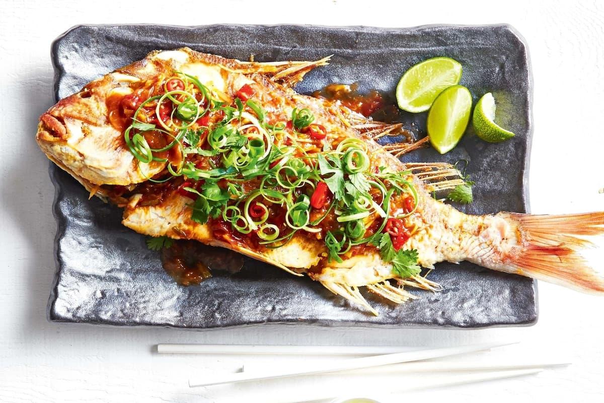 fresh fish recipe, cooking fried fish, cook fish Kenyan style
