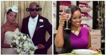 After a turbulent marriage and divorce Grace Msalame is now engaged to a new man