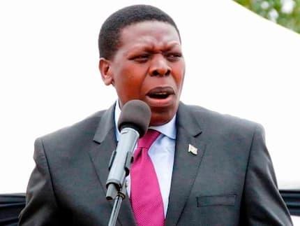 Eugene Wamalwa hatimaye azungumza baada ya kupigwa mawe Vihiga