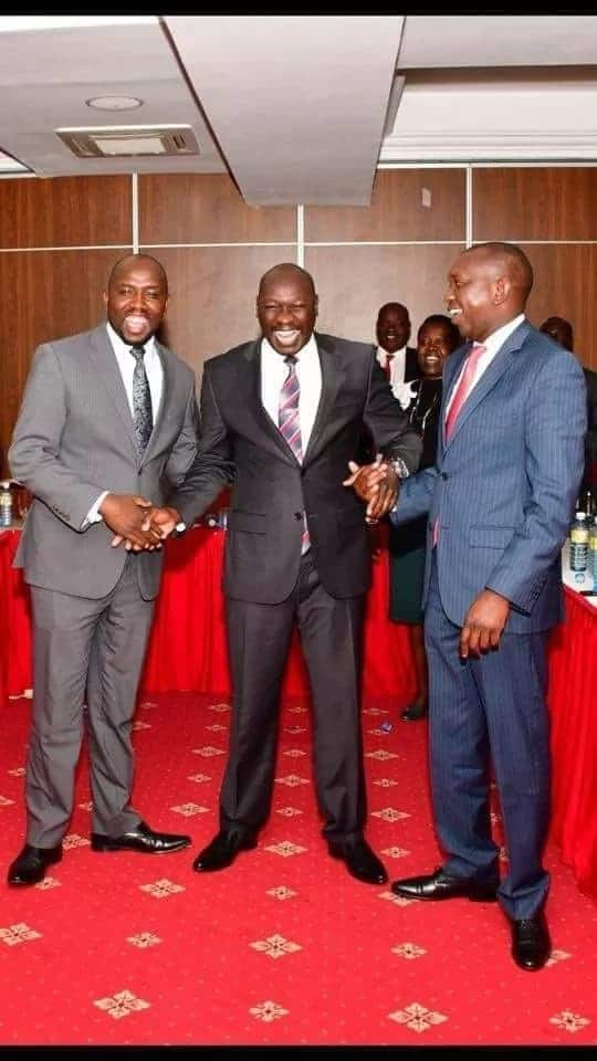 Murkomen denies pleading with Ruto to save him from Rift Valley MPs' wrath