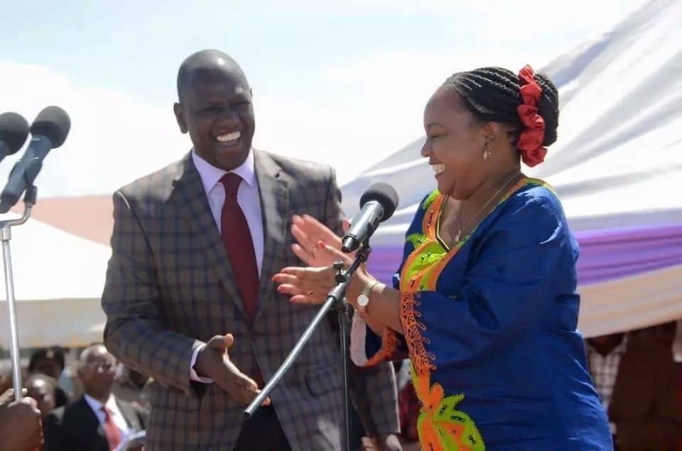 Waiguru supports lifestyle audit a year after declining a similar call by Raila