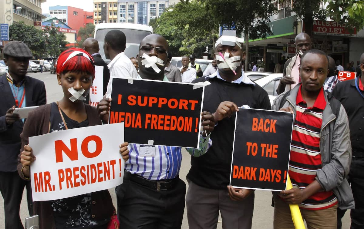 Opinion: The media is being gagged and Kenyans are not worried