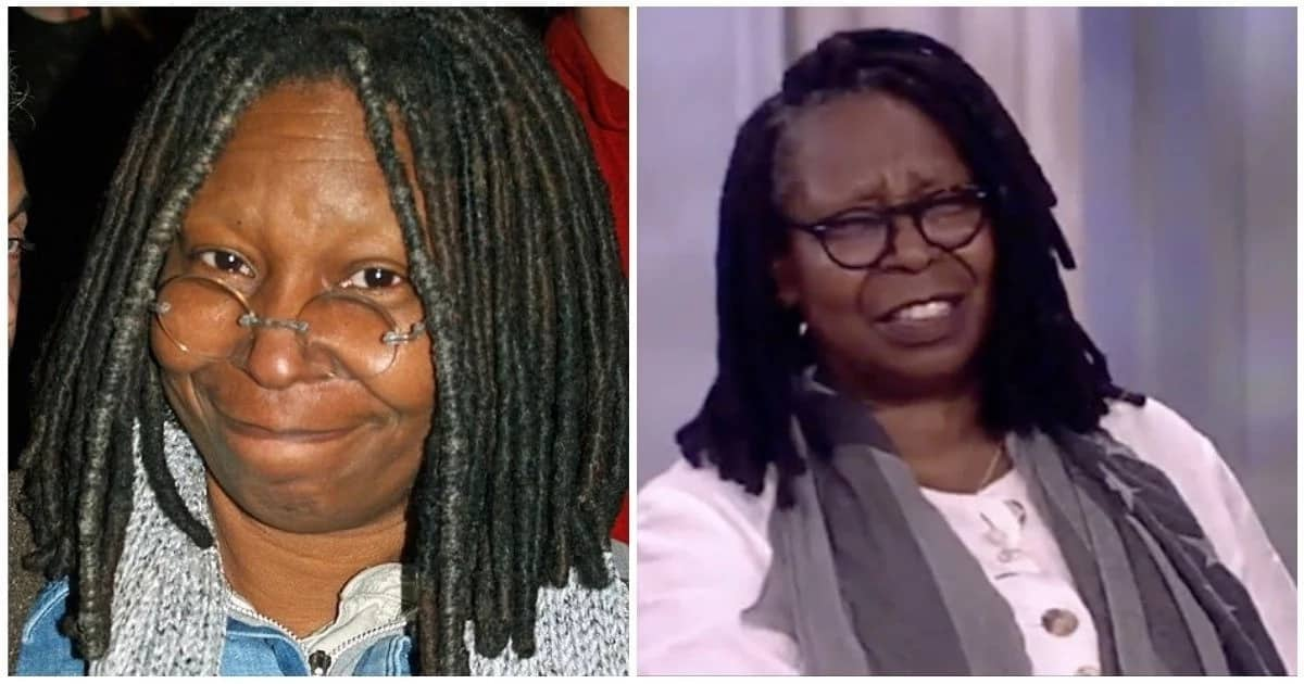 Whoopi Goldberg Erupts on The View Over Abortion, Meghan