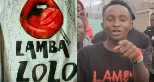 Lamba Lolo is now recognised by the international Urban