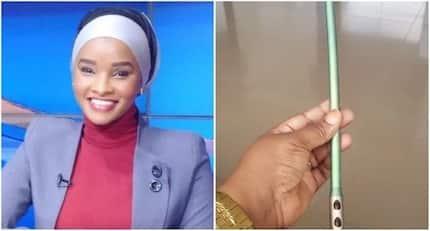 Hatimaye, chuma mguuni mwa Lulu Hassan kimeondolewa