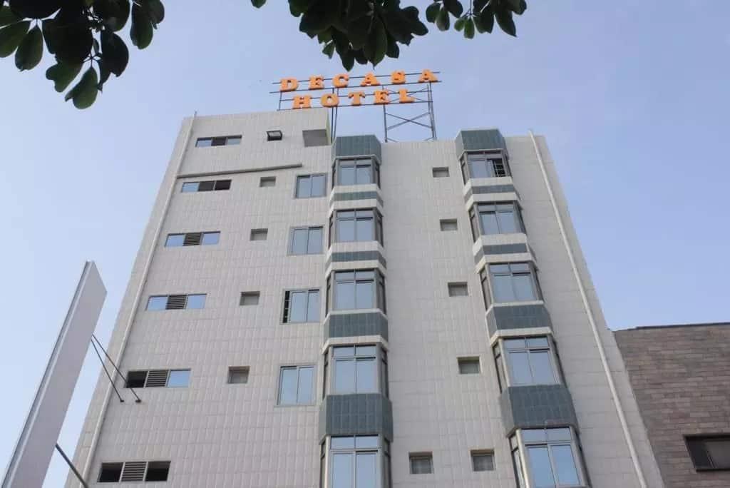 Decasa Hotel. Nice hotels in Nairobi