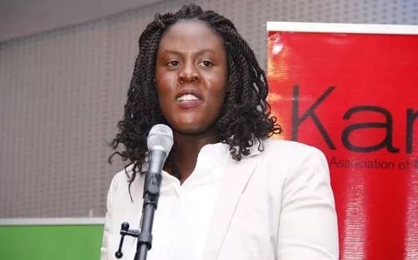 Mutahi Ngunyi predicts Raila's daughter will be Kenya's first ever women president