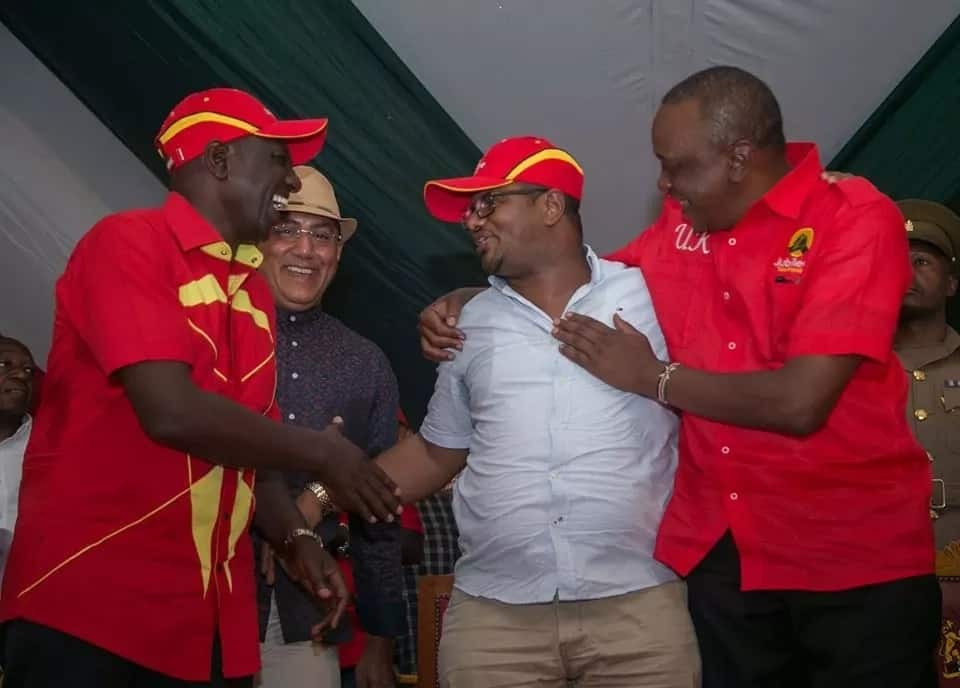 Uhuru welcomes Raila's plan to withdraw from election