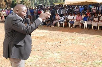 Furry filled Kenyans tear into Kalenjin leaders defending tribesmen suspect of graft