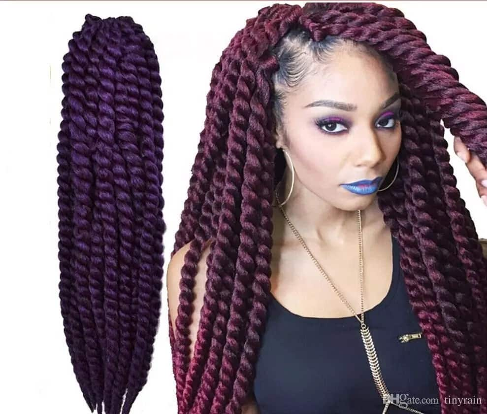 Latest Nigerian hairstyles images