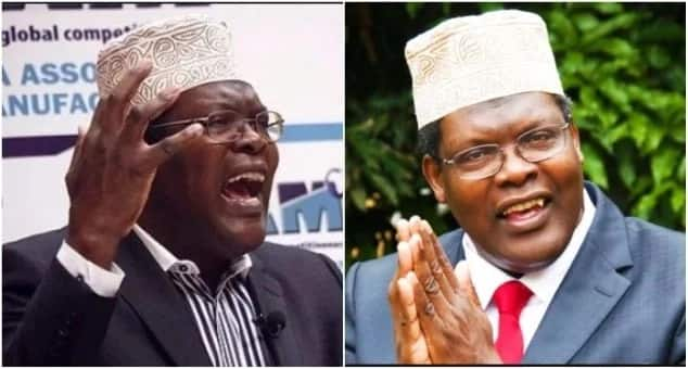 Raila is a coward only interested in sirens and motorcade - Miguna Miguna