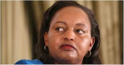 2 former county staff drag Anne Waiguru to court for alleged wrongful termination