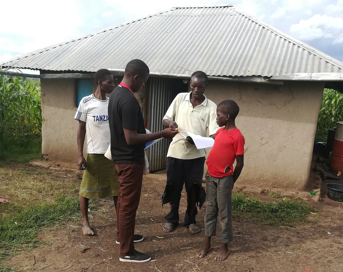 14-year-old Homa Bay boy cries for help to remove head tumour