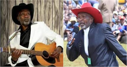 Top 40 hit songs that were composed by fallen benga legend Joseph Kamaru