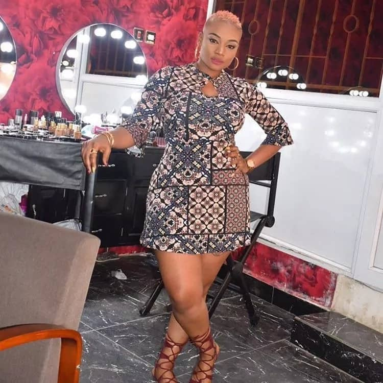 Sultry Tanzanian actress Kajala accused of breaking rich producers's marriage