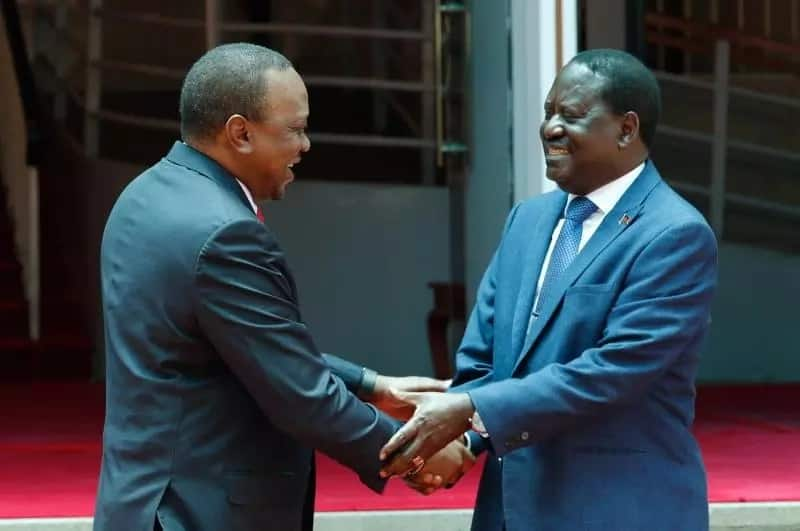 Raila Odinga will be remembered as a conman and a messiah that never was