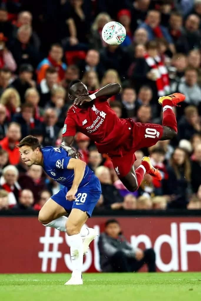 Chelsea defeat Liverpool 2-1 in Carabao Cup third round