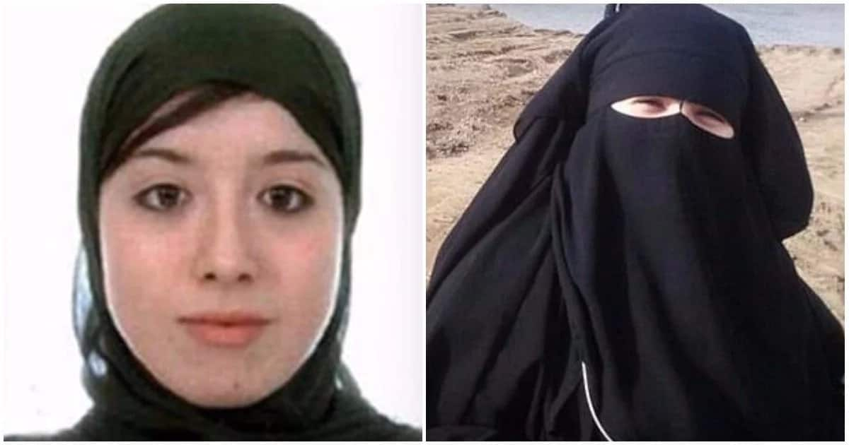 Asia (left) and Fatima (right) went to Syria and married terrorists. Photos: Daily Mail