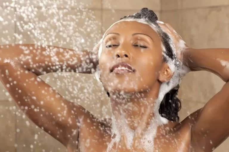 Experts prove that showering less actually provides us with healthier, flawless skin