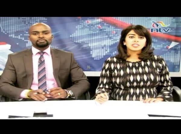 Glowing NTV news anchor Smriti Vidyarthi flaunts growing baby bump