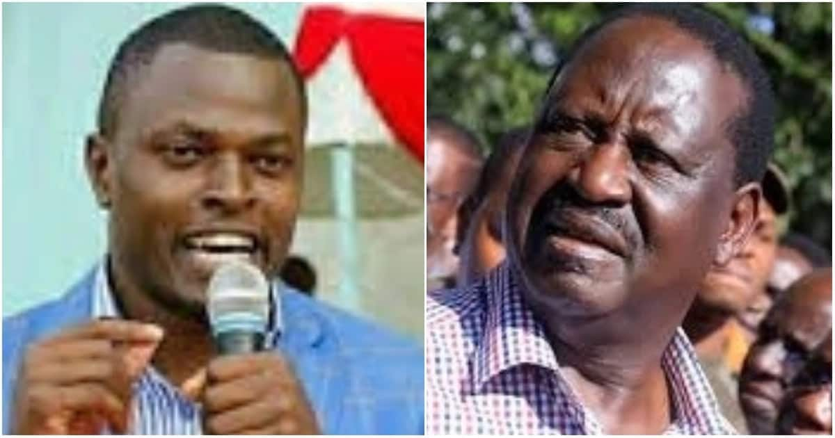 Raila's plan is to destroy Jubilee party ahead of 2022 presidential race - MP Ndindi Nyoro