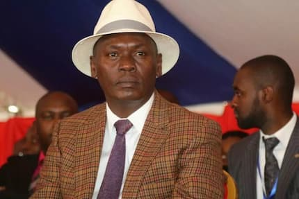 William Kabogo turns online 'pastor' and Kenyans are excited