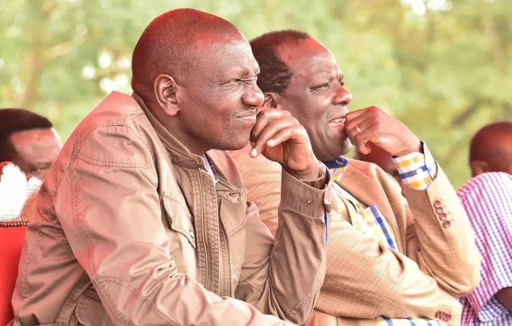 Wabunge wa NASA kutoka Magharibi ni sharti wamteme Raila - viongozi Waluhya wa Jubilee wasema