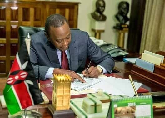 Rais Uhuru Kenyatta amesema anataka kuwa mkulima baada ya kustaafu 2022