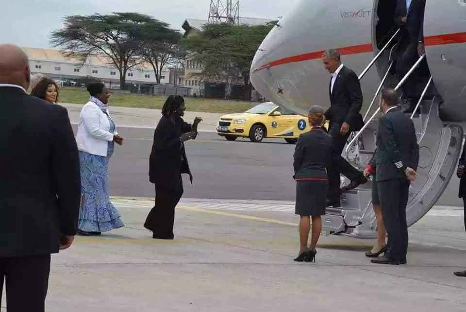 Ex-Kakamega senator badly trolled for questioning Obama's development record in Kenya